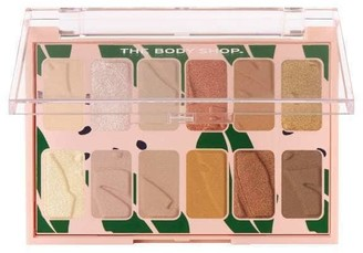 The Body Shop Own Your Naturals Eye Shadow Palettes