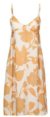 Alviero Martini Knee-length dress