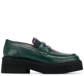 Marni thick sole loafers