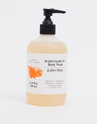 And other stories & body wash in Avant Garde Air