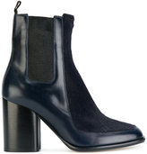 Paul Smith panelled Chelsea boots