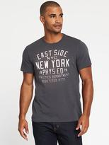Old Navy Soft-Washed NYC Graphic Tee for Men