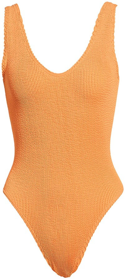 Thumbnail for your product : BOUND by Bond-Eye The Mara Ribbed One-Piece Swimsuit