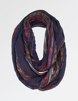 Fat Face Artisan Stripe Snood