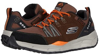 Skechers Equalizer 4.0 Trail (Navy) Men's Shoes