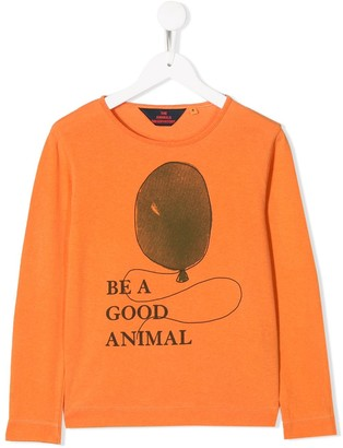 The Animals Observatory Be A Good Animal T-shirt