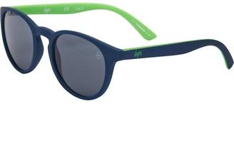 Hype Hyperround Sunglasses Blue