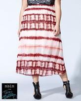 Penningtons Tess Holliday - Tie Dye Maxi Skirt