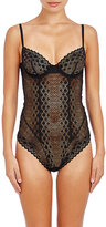 Kiki de Montparnasse Women's Miel Bodysuit-Black