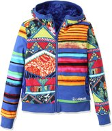 Desigual Big Girls' Sweater Andersen, Crown Jewel