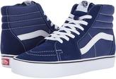 Vans Sk8-Hi Lite Blue Depths) Men's Skate Shoes