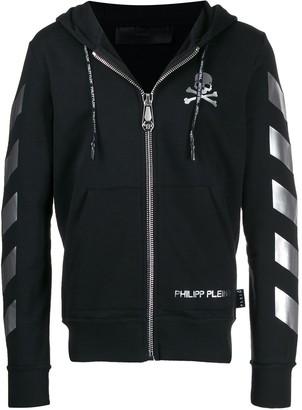 Philipp Plein Statement Sweatjacket hoodie