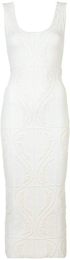 Sophie Theallet fitted knit dress
