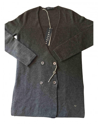 Stefanel Grey Cashmere Knitwear