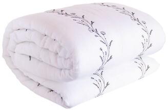 Harrods Wilton Linen Bedspread (260Cm X 240Cm)