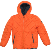 Big Chill Orange Solid Bubble Jacket - Toddler & Boys