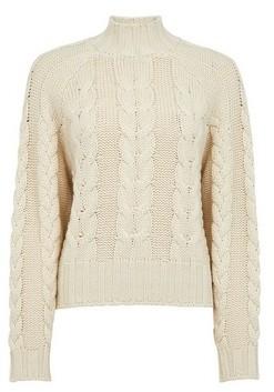 Dorothy Perkins Womens Vero Moda Cream Knit Jumper, Cream