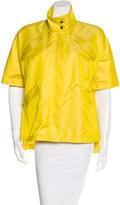 Lela Rose Short Sleeve High-Low Jacket w/ Tags