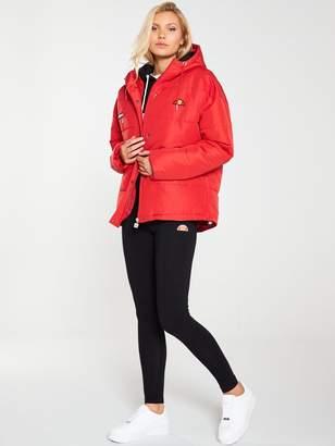 Ellesse Pejo Padded Jacket - Red