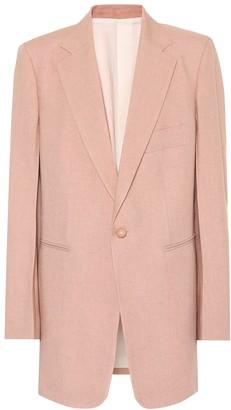 Joseph Darius linen-blend blazer