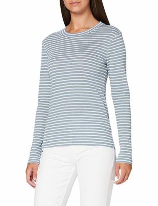 Marc O'Polo Denim Women's 46215152387 Long Sleeve Top