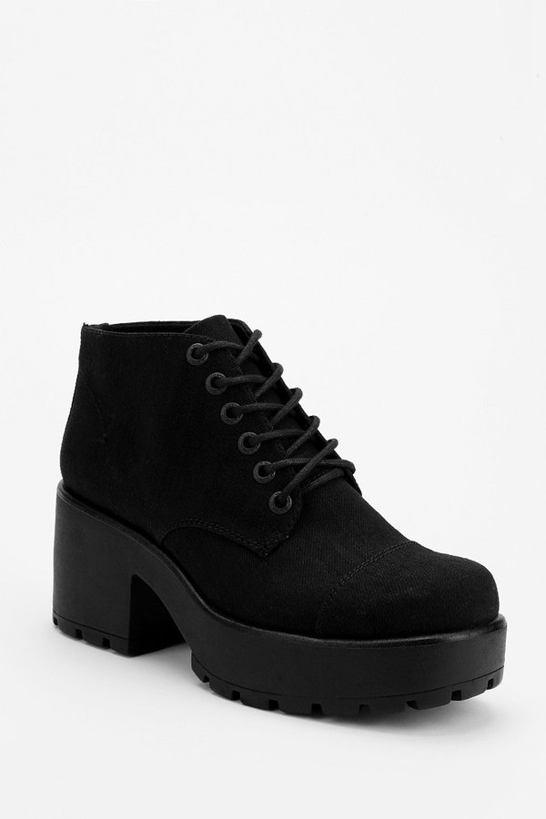 Vagabond Dion Lace-Up Ankle Boot