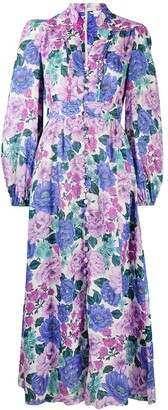 Zimmermann Poppy floral print dress