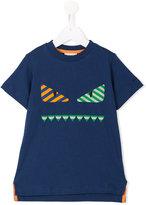 Fendi Bag Bugs T-shirt - kids - Cotton - 10 yrs