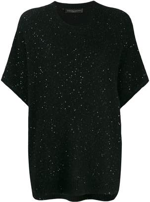 Fabiana Filippi short-sleeve jumper