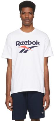 Reebok Classics White Classic Logo T-Shirt