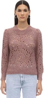 Etoile Isabel Marant Sineady Alpaca Blend Knit Sweater