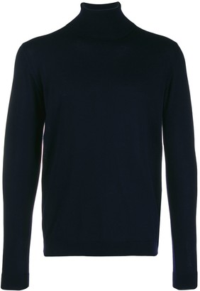 Roberto Collina Roll-Neck Fitted Sweater