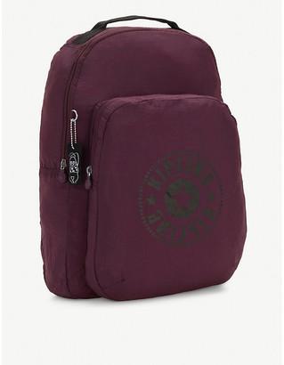 Kipling Seoul Packable woven backpack