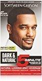 Soft Sheen Carson Dark & Natural 5 Minute Shampoo-In Haircolor, Jet Black
