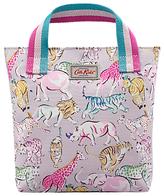 Cath Kidston Cath Kids Children's Safari Animals Mini Tote Bag, Pastel