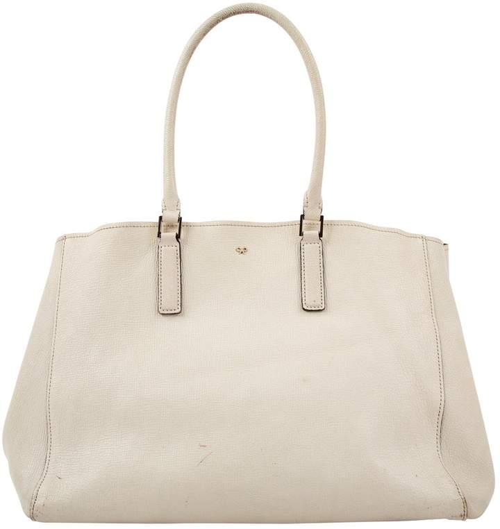Anya Hindmarch Ebury Maxi leather bag