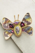 Bea Valdes Bloom Butterfly Brooch