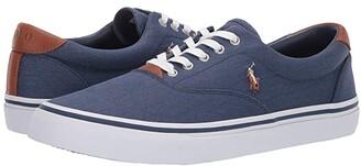 Polo Ralph Lauren Thorton (Newport Navy) Men's Shoes