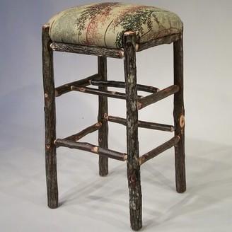 """Flat Rock Furniture Berea Bar & Counter Stool Seat Height: Bar Stool (30"""" Seat Height)"""