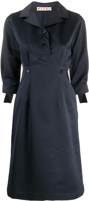 Marni Mid-Length Shirt Dress