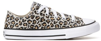 Converse Kids Chuck Taylor All Star Archive Leopard Ox