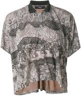 Diesel - blouse imprimée