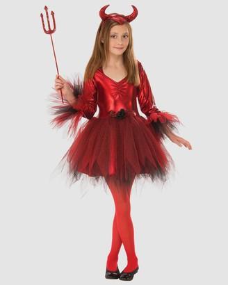 Rubie's Deerfield Classic Devil Girl Costume - Kids