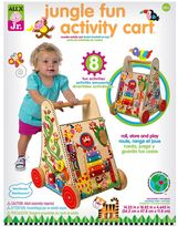 Alex Jr. Jungle Fun Activity Cart