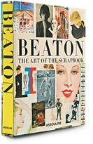 Assouline Cecil Beaton: The Art of the Scrapbook book - unisex - Paper - One Size
