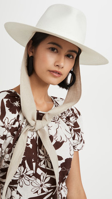 Janessa Leone Oren Hat