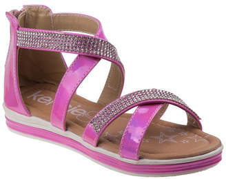 KensieGirl Every Step Open Toe Dressy Sandals