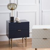 west elm Audrey Nightstand - Night Sky
