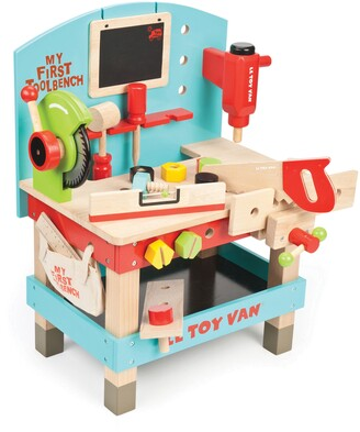 Le Toy Van Le Toy Ban My First Tool Bench