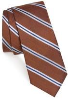 Nordstrom Men's Crosby Stripe Silk Blend Tie